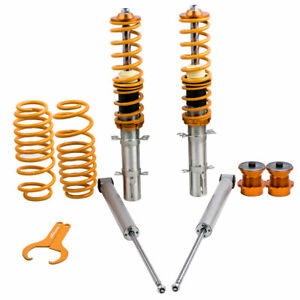Street Coilover Kit For Vw Mk4 Golf Gti Jetta New Beetle