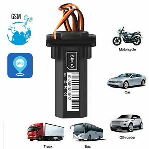 Gps Car Tracker Real Time Device Locator Remote Control Anti Theft Hidden Us