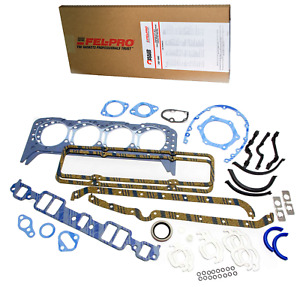 Fel pro Sealed Power Rebuild Gasket Set 1955 1979 Sbc Small Block Chevy 350 5 7