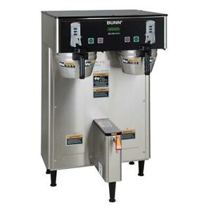 Bunn 34600 0000 Dual Thermofresh Tf Dbc Coffee Brewer 120 240v