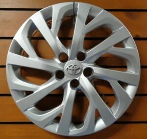 1 New Toyota Corolla 2017 2019 16 Style Hubcap Wheel Cover 42602 02530
