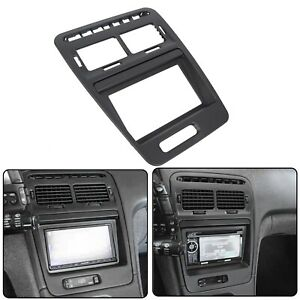 1990 99 For Nissan 300zx Double Din Radio Bezel With Stock Finish
