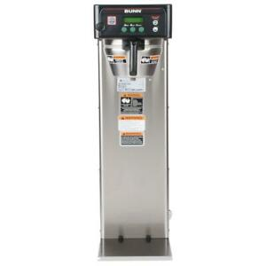 Bunn Brewwise Icb dv Infusion Tall Coffee Brewer Dual Voltage 36600 0005