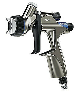 Devilbiss 704504 Dv1 Basecoat Spray Gun Brand New W Warranty