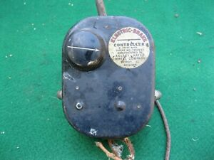1930 S 1940 S Medium Heavy Truck Kelsey Hayes Electric Trailer Brake Controller