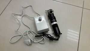 Microscope Leitz Wetzlar Germany 4762 Illuminator With Power Supply