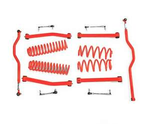Fits Jeep Wrangler Jk Red Baron Suspension Lift Kits Made In Usa J0046884