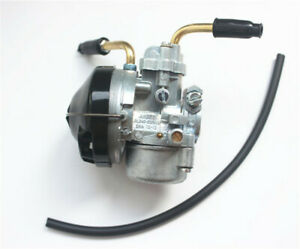 Carb Moped pocket Carburettor Sha15mm Zinc Tomos Puch Minarelli Rep Dellorto