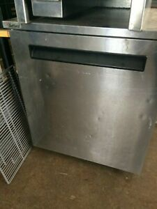 Delfield Single Door Stainless Steel Undercounter Cooler