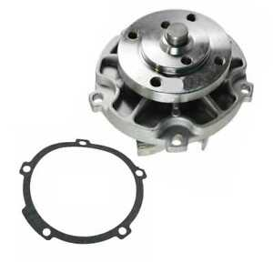 Water Pump With Gasket For 1997 2003 Chevrolet Malibu 3 1l 2000 2005 Impala 3 4l