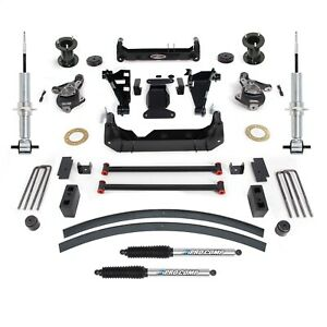 Pro Comp Block Kit Fits 2014 2016 Chevrolet Silverado 1500 Expk1164bps