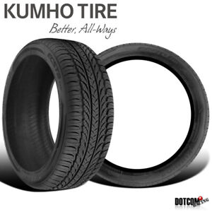 2 X New Kumho Ecsta Pa31 215 35r18 84v High Performance All Season Tire