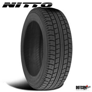 1 X New Nitto Ntsn2 Winter 225 60r16 98t Tires