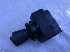 03 06 Mercedes Benz W215 W220 Ignition Lock Switch Smart Key Oem Al32