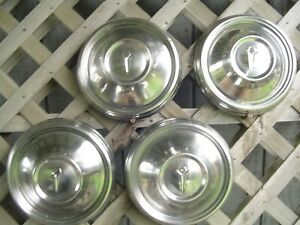 1968 68 Vintage Mopar Dodge Plymouth Road Runner Charger Hubcaps Center Caps