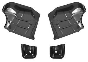 Cab Floor Halves Front Cab Mount Kit For 82 93 Chevy S10 Blazer Gmc Jimmy