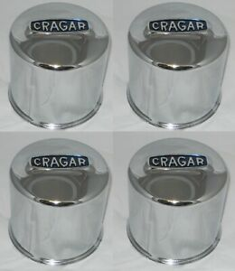 4 Cap Deal Cragar 4 25 Dia Bore Wheel Rim Chrome Center Caps A 29271 1