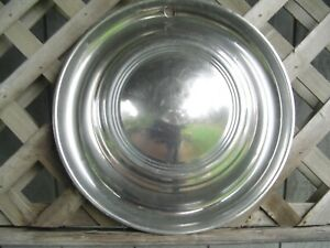 Vintage One 16 In Lyon Lyons Mfg Co Hubcap Wheel Cover Center Cap Rat Rod