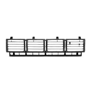 Front Grille Black Fits Toyota Pickup 1979 1981 Fits 4wd Trucks To1200143
