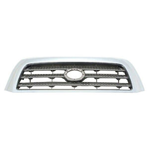 Front Grille Fits Toyota Tundra 2007 2009 Limited Models To1200303
