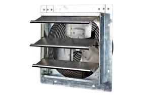12 Commercial Exhaust Fan Wall Mount Mounted Restaurant Kitchen Workshop