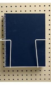 6 2 piece Expandable Literature Display Pegboard Tan