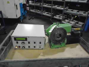 2 Yuasa Cpdx 8 Rotary Tables Indexers With 1 Cnc Control J556 46
