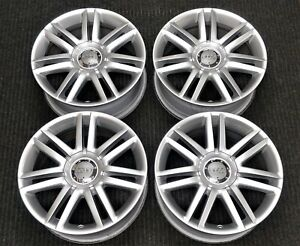 4 Factory Audi S6 18 Oem Wheels A6 Rims