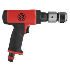 Chicago Pneumatic Low Vibration And Lightweight Short Air Hammer Cpt7160 New