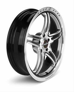 Race Star Rsf 1 Polished Wheels With Black Accent 01 745145mb