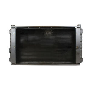 New Radiator For Bobcat 773t Skid Steer S220 Skid Steer S250 Skid Steer 6684367