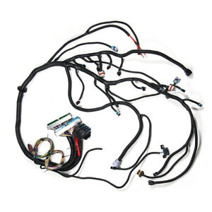For 03 07 Ls Vortec Standalone Wiring Harness With 4l60e 4 8 5 3 6 0 Multec New