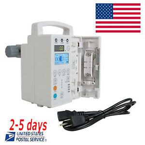 Veterinary Infusion Pump Iv Fluid Infusion With Audible alarm For Animal Medical
