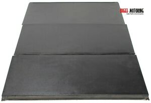 2002 2013 Chevy Avalanche Escalade Tonneau Hard Bed Cover 3piece Set From 2013