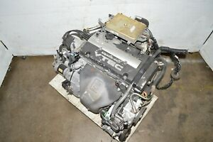 Jdm 92 96 Honda Prelude Accord H22a Obd1 Engine 5 Speed M2a4 Transmission P13