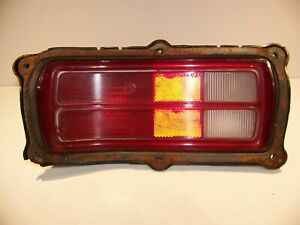 1973 74 75 76 Plymouth Duster Taillight Oem 3679325 Lh