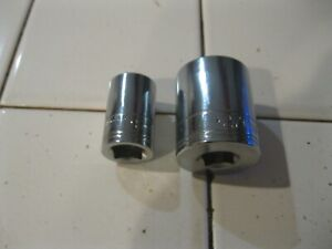 S K Tools 27mm And 17mm Socket