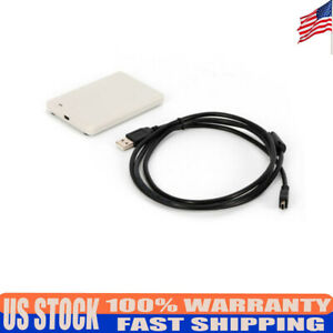 Multi protocol Uhf Rfid Reader Writer Uhf Rfid Card Reader With Slim Usb Cable