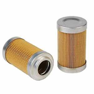 Aeromotive 12601 Replacement Fuel Filter Elemen 10 M Fabric For 12301 12306