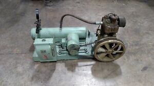 Quincy Model 310 Air Compressor With Motor And Tank