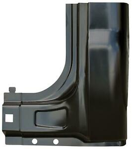 Cab Corner With Extention For 99 16 Ford F250 F350 Super Cab Super Duty Left