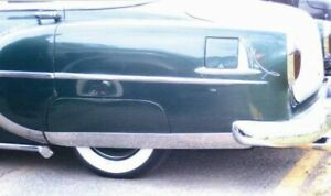 1953 1954 Chevy Belair Stainless Bloomers