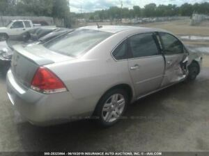 Grille Without Fog Lamps Upper Fits 06 11 Impala 598976