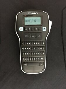 Dymo Labelmanager 160 Thermal Label Printer 1790415 Tested B2 13