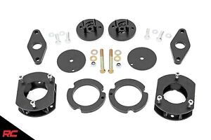 Rough Country 60300 2 5 Lift Kit 2011 2019 Jeep Grand Cherokee Wk2