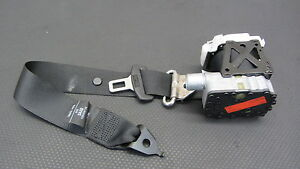 04 10 Saab 9 3 93 Convertible Seat Belt Passenger Right Rear 42616a