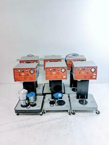 Lot Of 6 six Gomco 6030 Constant And Intermittent Pump