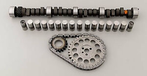 Comp Cams Sk12 223 4 Sbc Chevy Cam Magnum Kit Lifters Roller Timing Chain