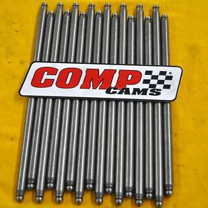 Comp Cams 7815 16 Bbc High Energy Pushrods 3 8 Big Block Chevy 7 725 8 684