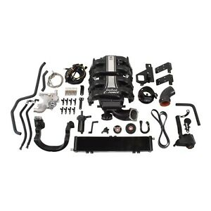 Edelbrock 15830 Supercharger Stage 1 Street Kit 2007 2012 Ford F 150